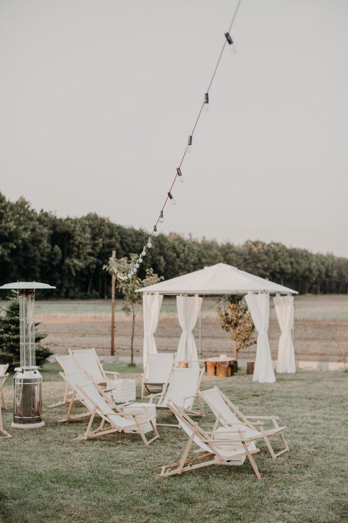 strefa chillu na wesele