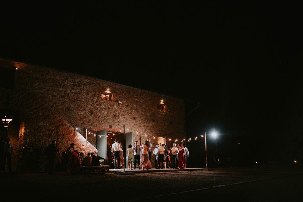 parkiet na wesele