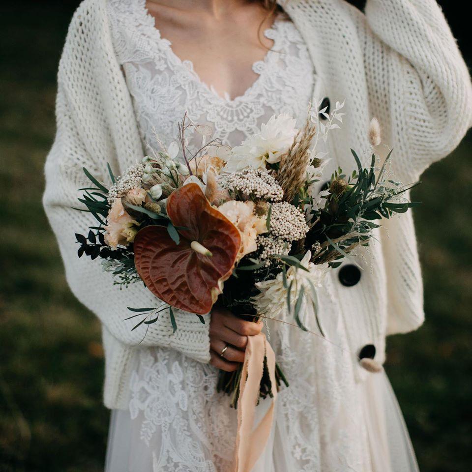 bukiet ślubny, bukiet weselny